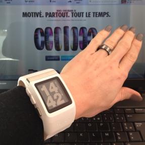 Montre Nike Sportwatch GPS tomtom