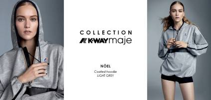 K.WAY MAJE NOEL Caspule 2014