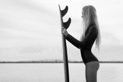 MIKOH banzai-pipeline-surf-collection-side-bw