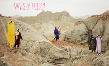 WAVES OF FREEDOM - Surf en Iran