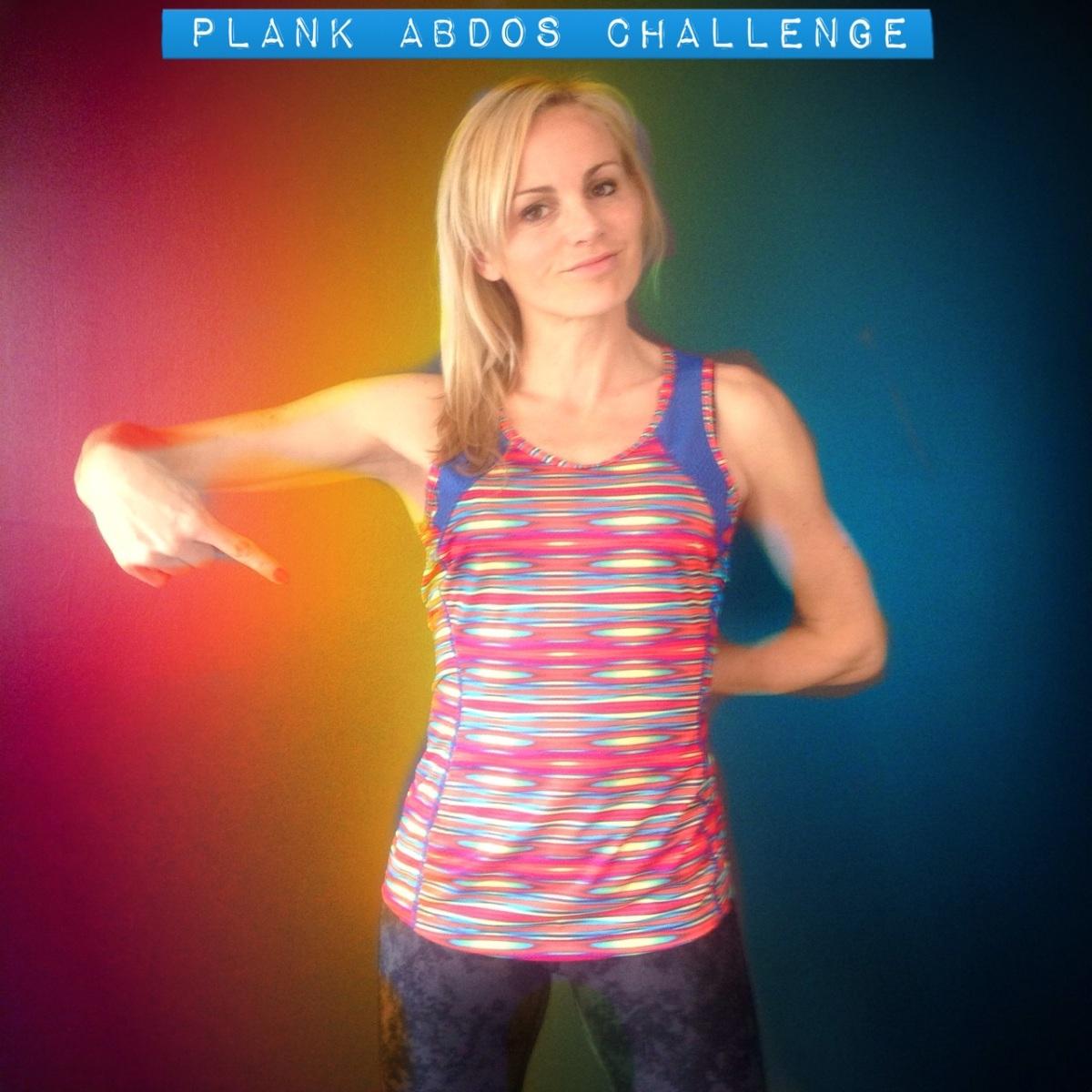 Le PLANK ABDOS CHALLENGE  : vos abdos en acier pour cet été!!!