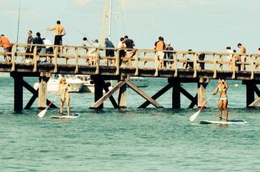 Paddle Noirmoutier plages des dames