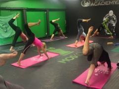 Yoga Starting Girl Hossegor Capbreton