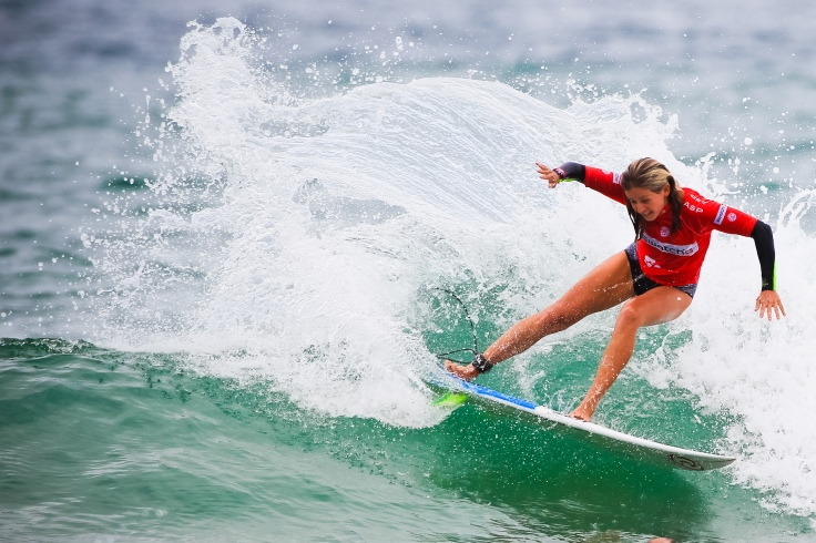 Swatch Girls Pro France 2014.
