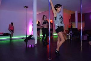 ANNAH POLE DANCE STARTING GIRL