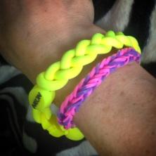 Bracelet néon