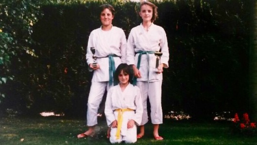 Starting Girl Ceinture jaune de Judo